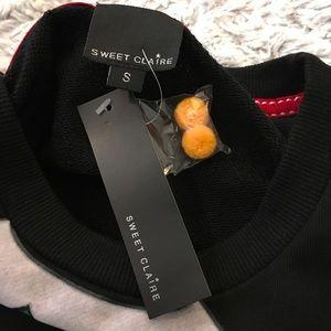Sweet Claire Tops - [Sweet Claire] 'Take An Elfie' Sweatshirt
